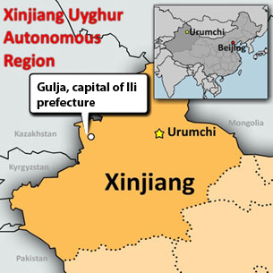 China Orders Residents of Xinjiang To Attend Weekly FlagRaising