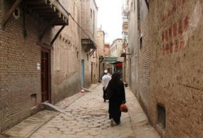 The Old Town of Kashgar (Photo: Ananth Krishnan)