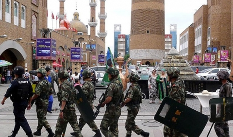 Uyghur Muslims face 'oppression' in East Turkistan. Photo: World Bulletin